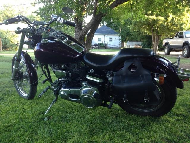 1978 Harley Davidson shovel head