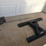 Gooseneck hitch and ball mount attachment