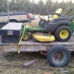 Z 445 with trailer