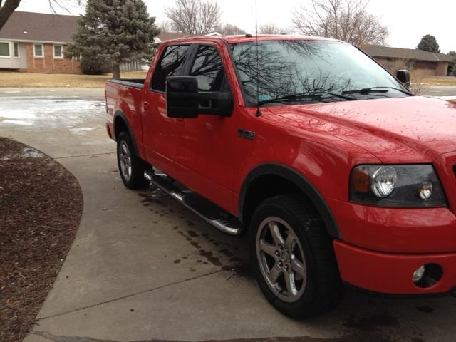 2008 ford f 150 fx 4 crew cab price reduced nex tech classifieds. Black Bedroom Furniture Sets. Home Design Ideas