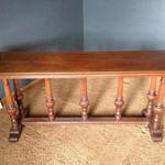SOFA TABLE price reduced AGAIN