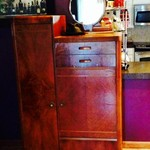 Mens Armoire ANTIQUE