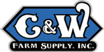 C & W FARM SUPPLY INC. logo