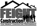 FEIGHT  CONSTRUCTION logo