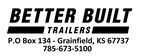Better Built Trailers logo