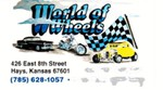 World of Wheels Autoplex, Inc logo
