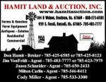Hamit Land & Auction, Inc. logo