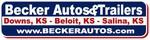 Becker Autos & Trailers logo