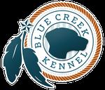 Blue Creek Kennel logo