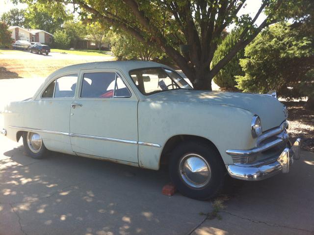 1950 ford 2 door deluxe sedan v8 3 owner 74k mi only for 1950 ford 2 door sedan for sale