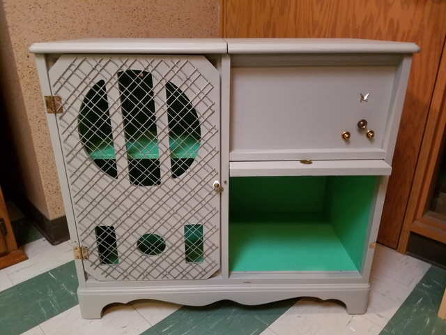 Vintage Record Player Cabinet Re Purposed For Storage Or Bar Nex Tech Clifieds