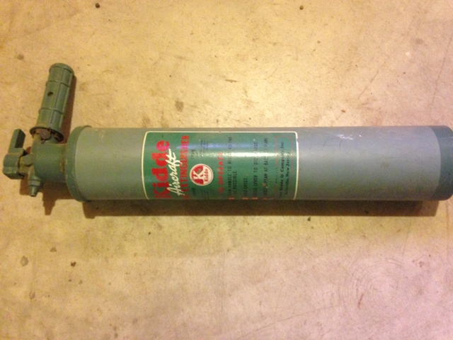 1959 Antique Aircraft Fire Extinguisher Nex Tech Classifieds