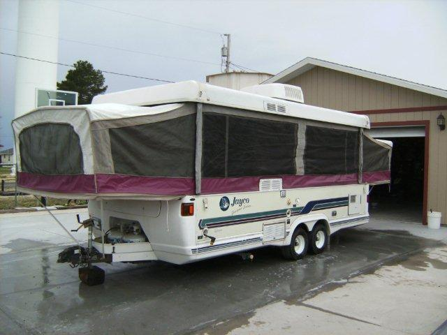 1997 jayco pop up camper nex tech classifieds for Bed tech 3000