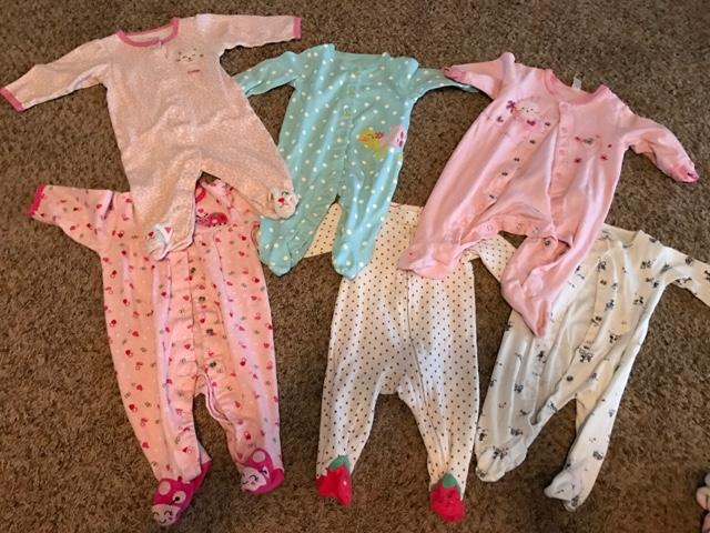 Baby girl clothes 6 9 months PTCI Classifieds