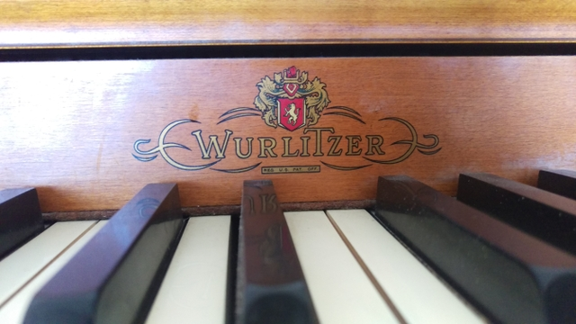 Wurlitzer Spinnet piano price reduced, again