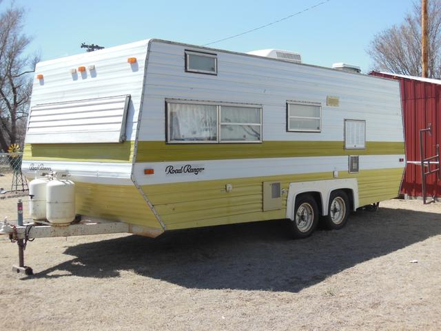 1976 Kit Road Ranger Camper Ptci Classifieds