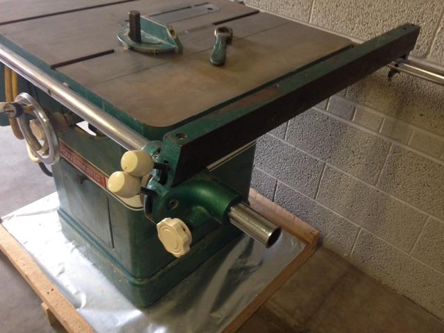 Powermatic table saw tct classifieds for Powermatic 66 table saw motor