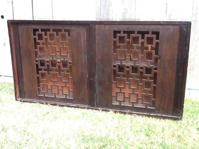 Storage Cabinet With Sliding Decorative Doors Nex Tech