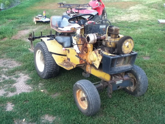 Wtb Old Sears Garden Tractors Tct Classifieds