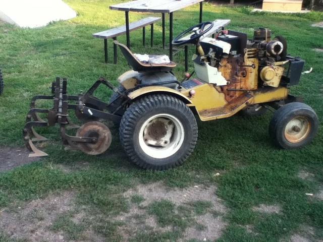 Wtb Old Sears Garden Tractors Discoverstuff