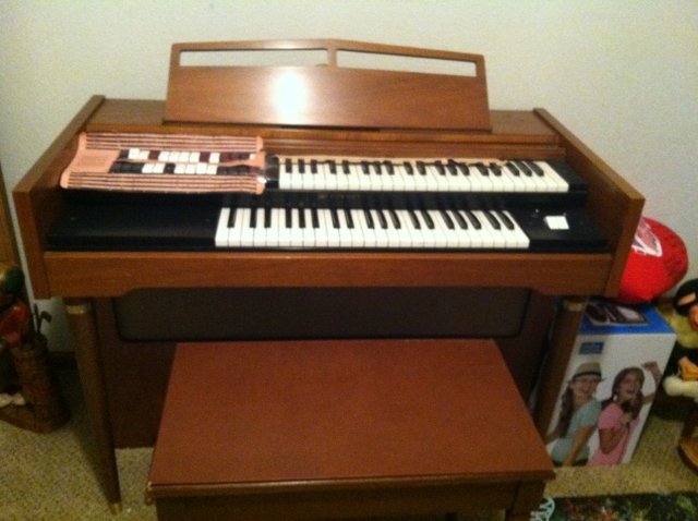 Antique Electric Organ Nex Tech Classifieds