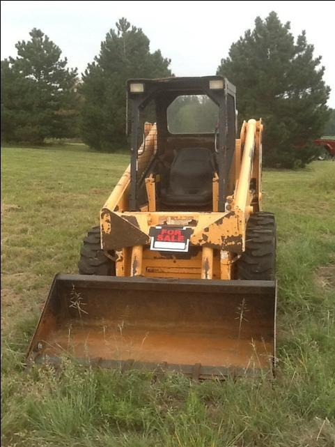 Mustang 2060 skid Steer manual PARTS MANUAL AUSA