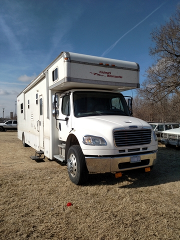 Class a rv motorhome with garage ptci classifieds for Rvs with garages