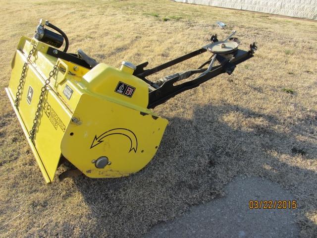 John Deere 42 Inch Hydraulic Tiller John Deere Gx345 Nex