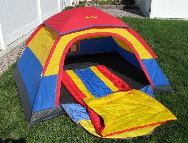Ozark Trail 6 X 5 Dome Tent Camping Or Backyard Nex