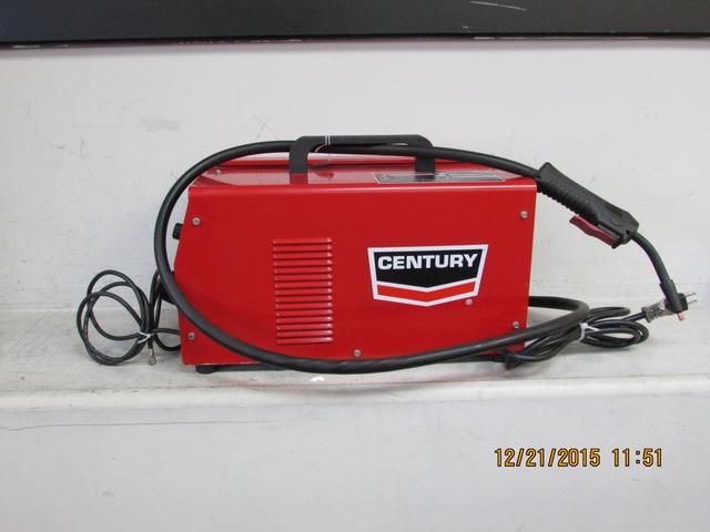 century 117 012 wire feed welder manual