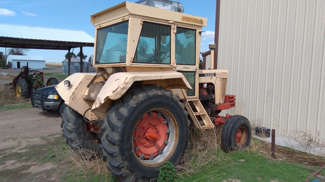 1030 Case Tractor With Loader : Case tractor nex tech classifieds