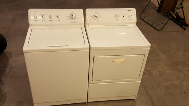 Kenmore 700 Series washer dryer set NexTech Classifieds