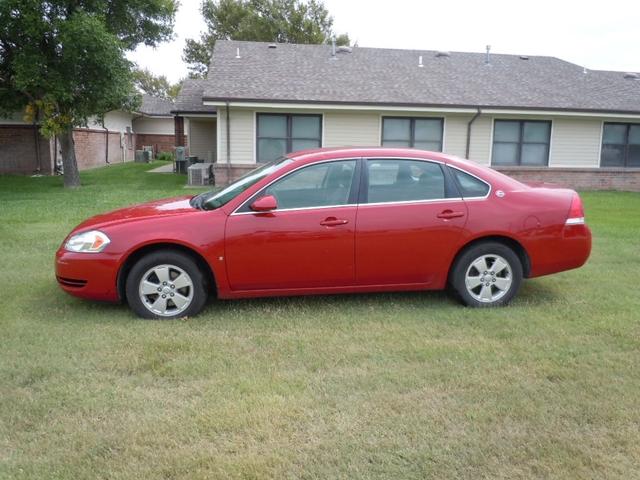 2008 Chevrolet Impala Lt Discoverstuff