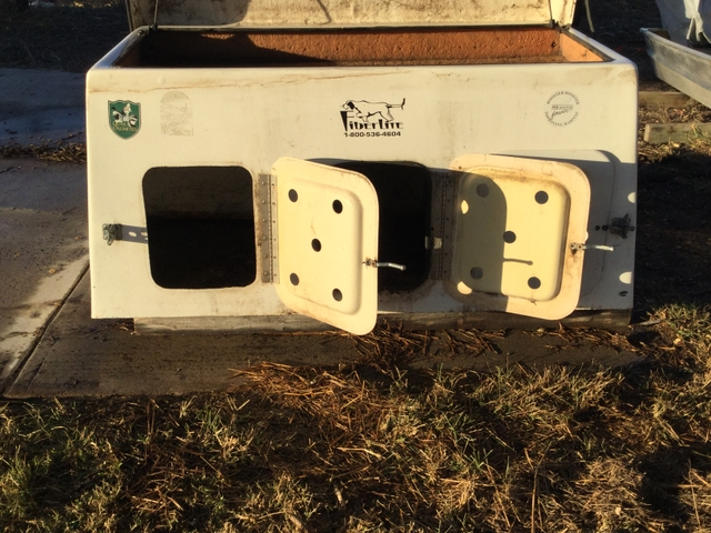 1 of 0 & Fiberglass Dog Box - PTCI Classifieds Aboutintivar.Com