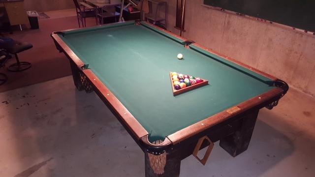 Brunswick Madison Pool Table NexTech Classifieds - Brunswick madison pool table