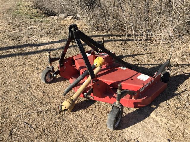 5 Ft Bush Hog Finish Mower Nex Tech Classifieds