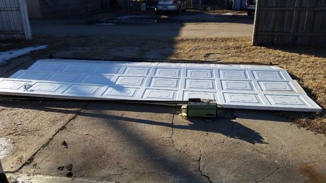 garage doors for sale nex tech classifieds With 7x16 garage doors for sale