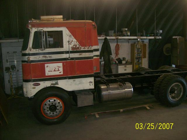 Cabover Trucks For Sale >> 1966 Peterbilt 352 Unilite Cabover - Pioneer Classifieds