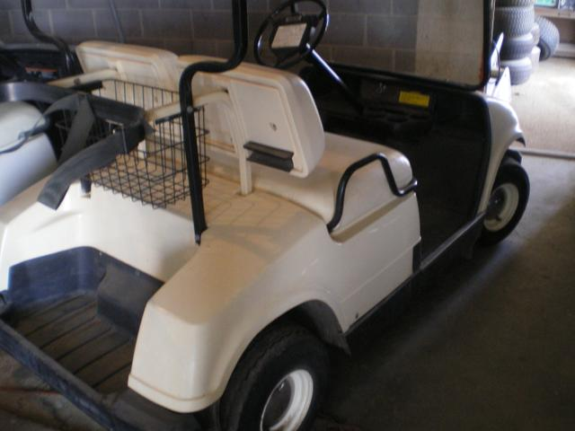 521860 on yamaha g8 golf cart