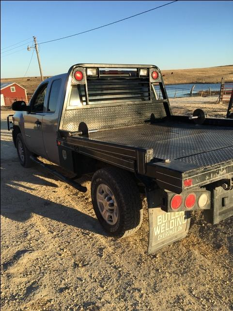 08 chevy 2500 bale bed nex tech classifieds for Bed tech 3000