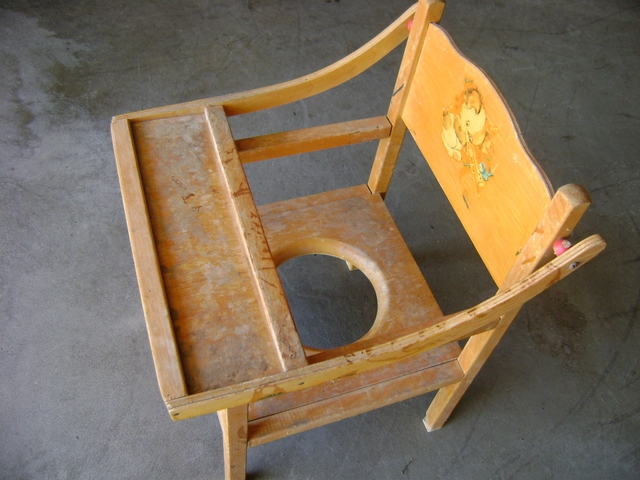 - Antique Potty Chair (Price Lowered) - Nex-Tech Classifieds