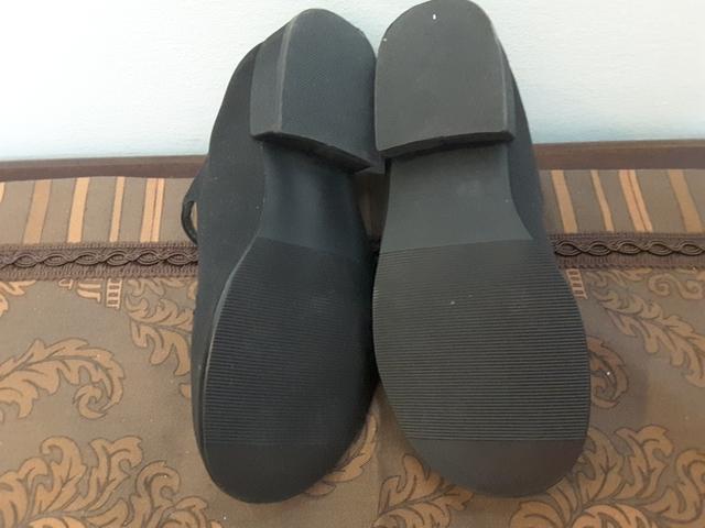 Size 11 Child Kenneth Cole Reaction Black Dress Shoes Nex Tech