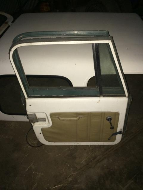 Contact Seller & Jeep CJ7 hard top \u0026 full doors - CJ-7 hardtop YJ wrangler - Nex ... Pezcame.Com