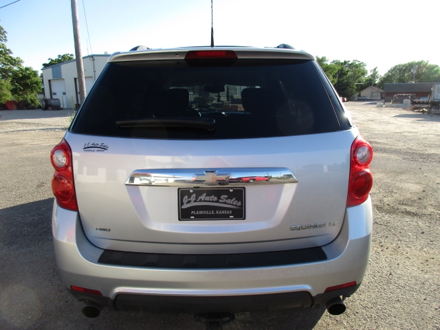 2012 Chevrolet Equinox Lt2 Awd Local Nex Tech Classifieds