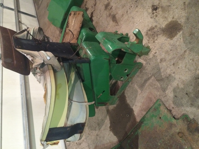 John Deere 4020 Seat Assembly : Seat assembly tct classifieds