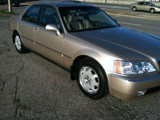 99 Acura RL 35 For Sale