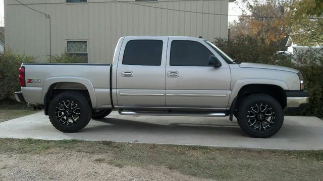 2004 chevrolet silverado crew cab lt z71 4x4 ptci classifieds. Black Bedroom Furniture Sets. Home Design Ideas