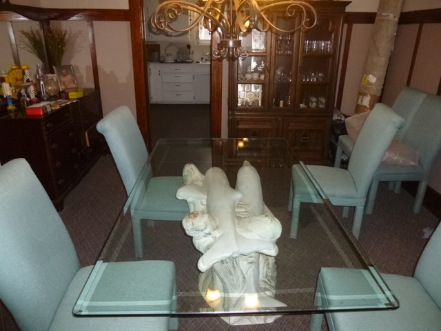 Dolphin Dining Room Table And End Tables Nex Tech