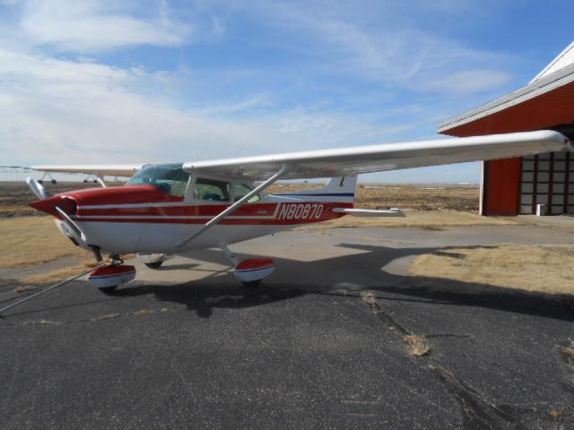 Estate Auction Farm Equip Spray Plane Cessna 172 Tct Classifieds
