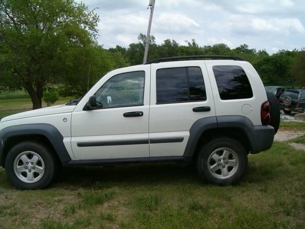 Rare 2005 Jeep Liberty Crd Nex Tech Classifieds